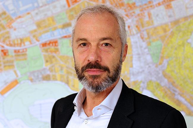 Christoph Heitz, Bauverwalter Gemeinde Muttenz
