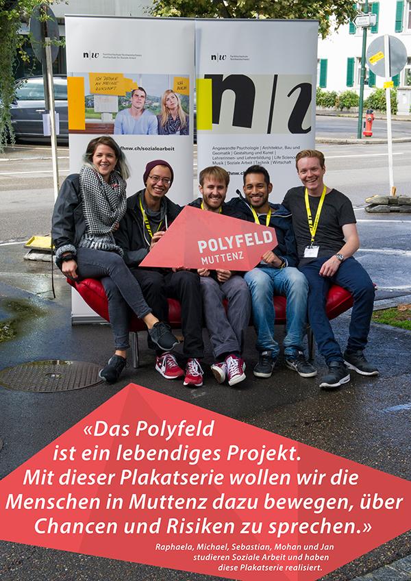 Polyfeld-Crew